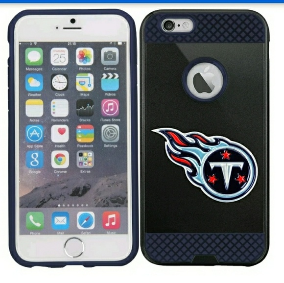 8eea57d0 NFL Tennessee Titans iPhone Case NWT